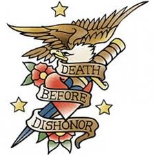 deathe before dishonor
