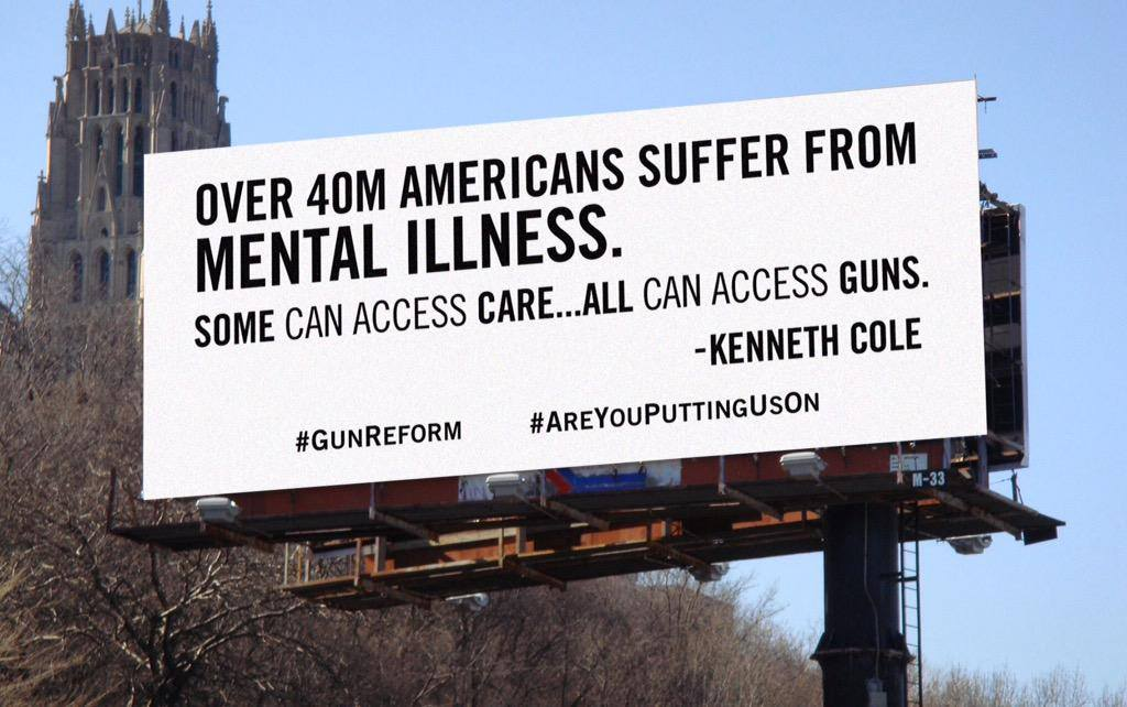 Shaming people with mental illness in the name of gun reform |